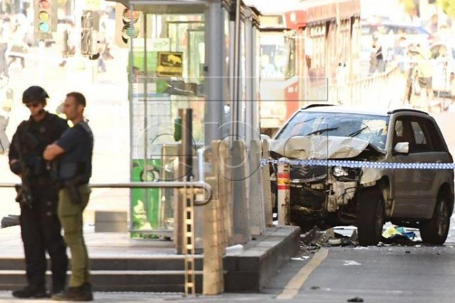 Melbourne Attack Driver Charged With 18 Counts of Attempted Murder