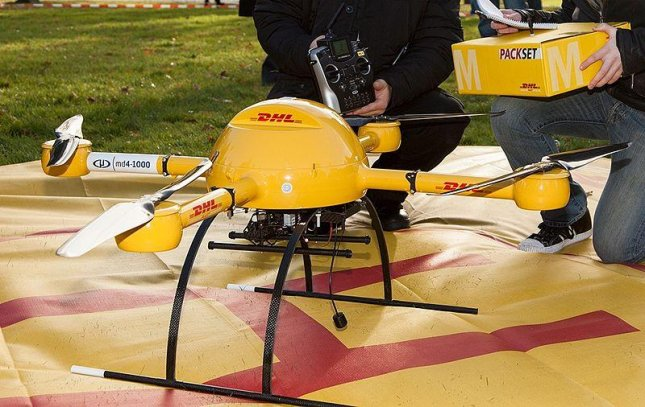 Delivery of medicine is just one of many tasks that could be performed by civilian drones. (Photo: Frankhoffner)