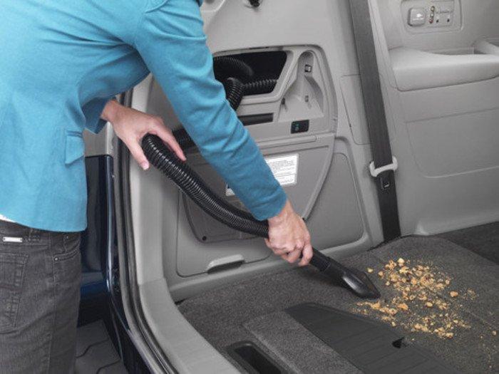 Auto Outlook Honda Odyssey Minivan Cleans Up