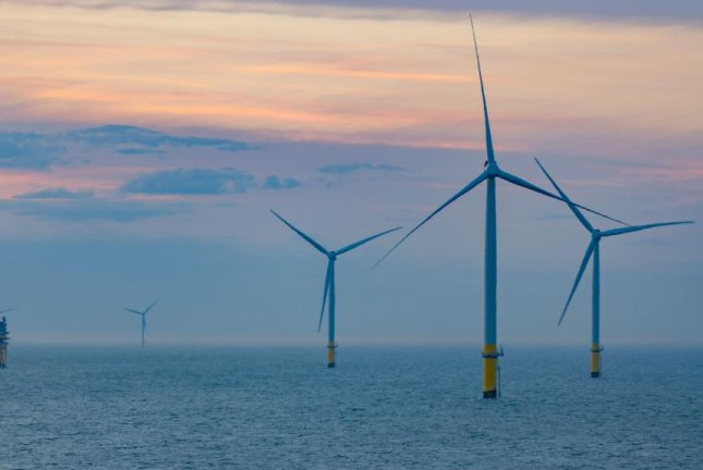 Denmark-based Orsted is expanding its presence in the United States with two large wind energy transactions announced in the last two months. Photo by Orsted