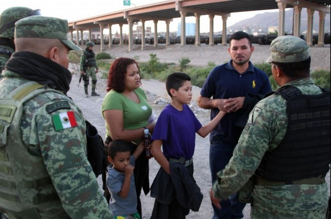 President Donald Trump threatened to impose tariffs on Guatemala because the country didn't sign an agreement to accept asylum seekers. Photo by David Peinado/UPI