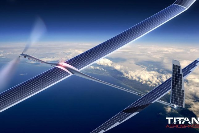 Google is launching its Titan Internet drones this year