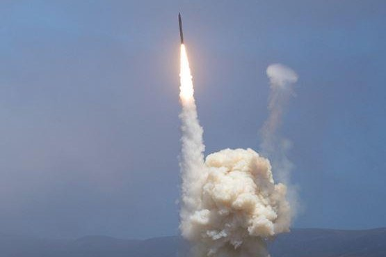 Boeing is prime contractor on the Ground-based Midcourse Defense anti-ballistic missile system, which is designed to protect the entire United States. Photo courtesy of Boeing