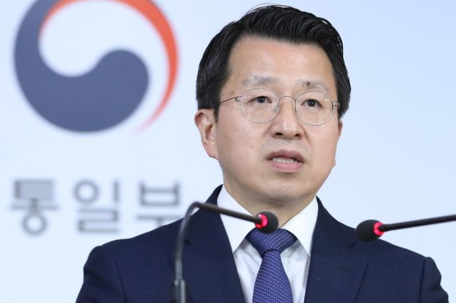 Baik Tae-hyun, spokesman for the unification ministry, said Monday North Korea restored some personnel to an inter-Korean liaison office in the border city of Kaesong. Photo by Yonhap
