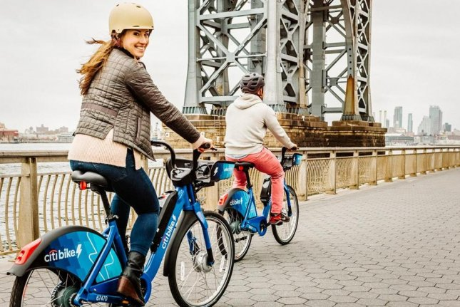 Lyft pulled electric pedal-assist bicycles from New York City, San Francisco and Washington, D.C., due to braking problems. Photo courtesy CitiBikeNYC/Twitter