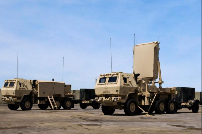 Q-53 radars detect and track enemy indirect fire in either 360- or 90-degree modes. Photo courtesy Lockheed Martin
