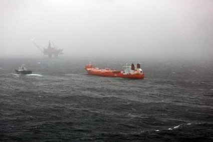 Norwegian safety regulator opens investigation into minor oil spill reported last week in the North Sea. Photo courtesy of Statoil
