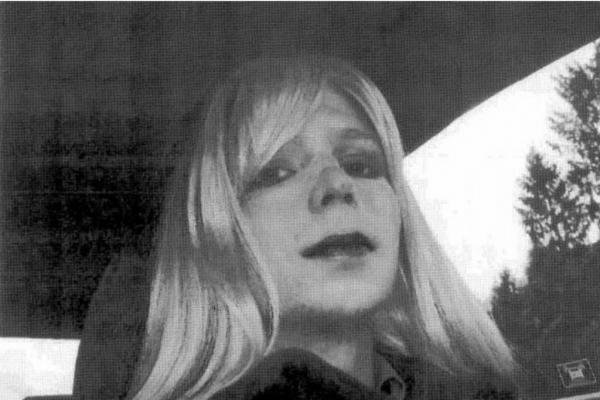 Chelsea Manning, formerly known as U.S. Army Private Bradley Manning, began a hunger strike in protest against prison conditions as she serves a 35-year sentence for leaking classified documents. Manning demanded written assurances that the Army will proivde the necessary medical treatment for her gender dysmorphia. Photo from U.S. Army