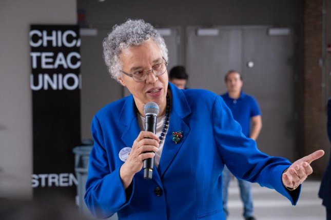 Cook County Board President Toni Preckwinkle is in a runoff for Chicago mayor. Photo courtesy Toni For Chicago
