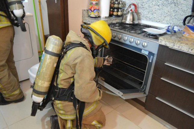 State attorney for the Yucatan Peninsula state of Quintana Roo Miguel Angel Pech said all the indications suggest a water heater may have been the source of a gas leak that killed an Iowa family of four who were staying at a condominium in Mexico. Photo by Fiscalia General QR/Twitter