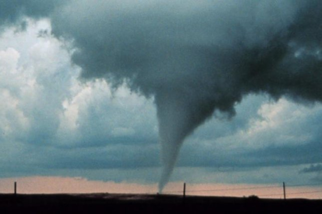 Possible tornado activity might be part of a powerful and destructive storm expected in the Deep South on Easter weekend, AccuWeather meteorologists said. File Photo courtesy of the U.S. National Oceanic and Atmospheric Association