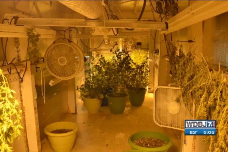 Watch Underground Pot Grow Room Found In Franklin County