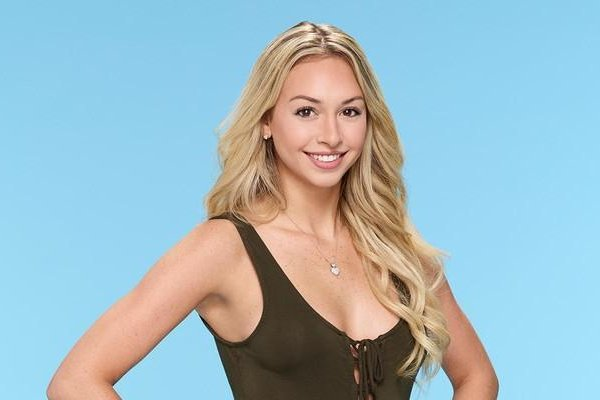 Corinne Olympios' official cast photo for The Bachelor Season 21. Photo by The Bachelor/ABC