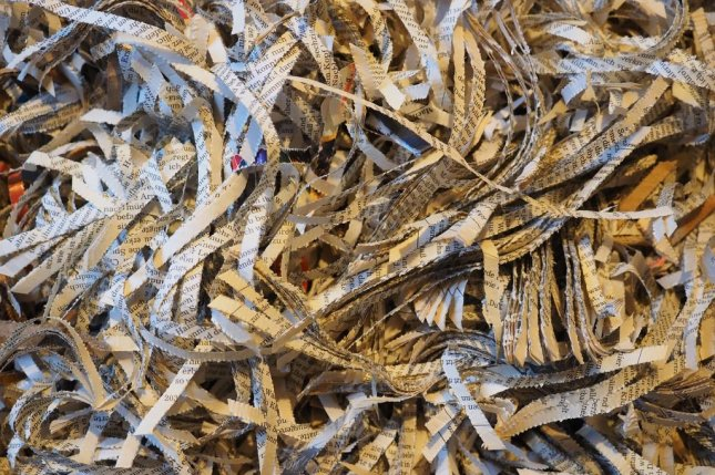 A California credit union is asking members of the public for old documents to help with a paper shredding Guinness World Record. Photo by Hans/Pixabay.com