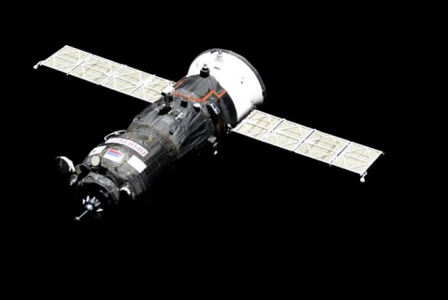The Russian Progress 72 cargo spacecraft delivered 3.7 tons of food and supplies to ISS on April 4, 2019. Photo by NASA