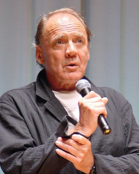 Swiss actor Bruno Ganz, pictured in June 2005, died Friday at age 77. File Photo by Yasu/Wikimedia
