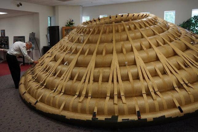 Future Mars Missions Could Feature Inflatable Spacecraft Upi Com