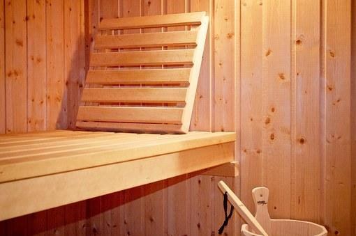 Researchers in Finland have found that frequent sauna use in middle-age men lowers the risk of them developing dementia. TheUjulala/PixaBay
