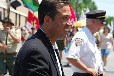 Former member of Congress Michael Grimm in 2012 Photo courtesy of wikimedia.org/ Thomas Good.
