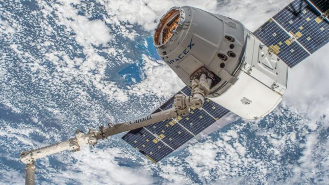 SpacX's Dragon cargo ship successfully splashed down in the Pacific Ocean, delivering 4,000 pounds of NASA cargo and research material. Photo courtesy SpaceX/Twitter
