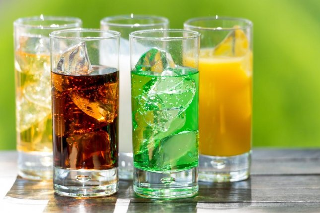 About half of the United States population consumes at least one sugar-sweetened soft drink per day. Photo by abc7/Shutterstock