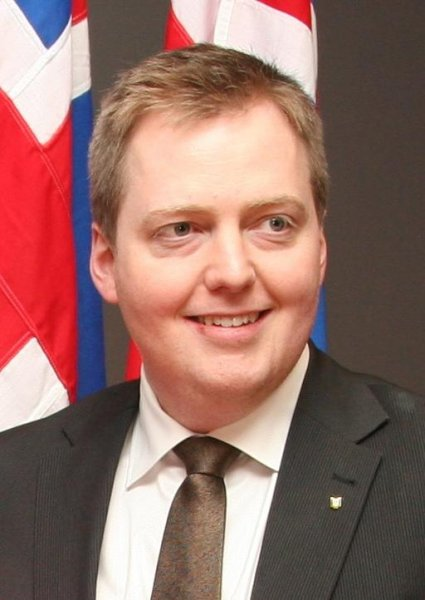 Icelandic Prime Minister Sigmundur David Gunnlaugsson has resigned from his position after the recent Panama Papers leak showed he owned an offshore company containing millions of dollars of family assets before selling it to his wife. Photo by Framsokn/Wikipedia