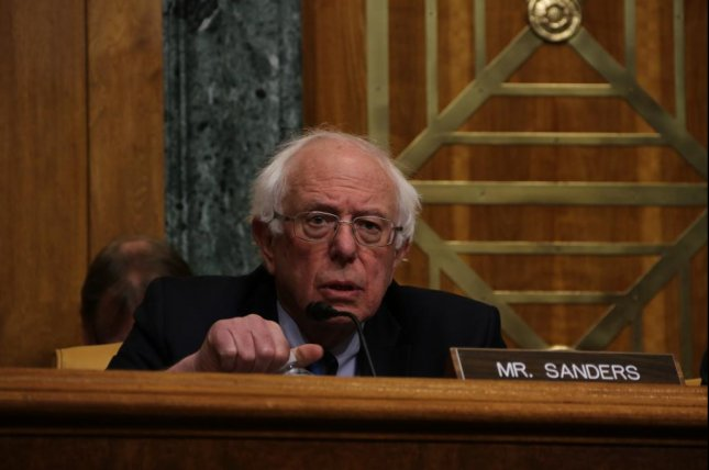 Sen. Bernie Sanders, I-Vt., said the president's proposed budget should protect the working families, not the 1 percent. Photo by Bryan Wood/Medill News Service