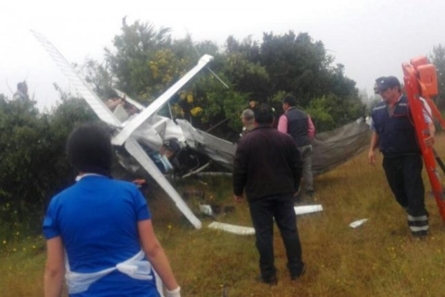 Four dead after Cessna 172 Skyhawk II crashes in Chile