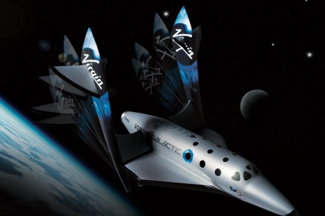 Virgin Galactic achieved its first suborbital space flight last December. Photo courtesy of Virgin Galactic/EPA