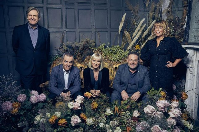The revival of Cold Feet is wrapping up Monday after four seasons. Photo courtesy of ITV