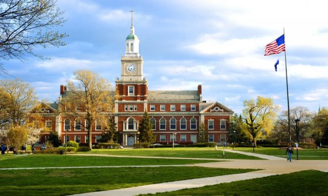 Howard University suspended its online classes through Wednesday after falling victim to a ransomware attack earlier this month. Photo courtesy Howard University