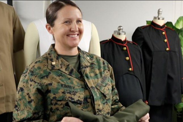 Legislation introduced in Congress on Wednesday aims to ensure that out-of-pocket expenses, like uniforms, for male and female service members will be equalized. Photo courtesy of U.S. Marine Corp