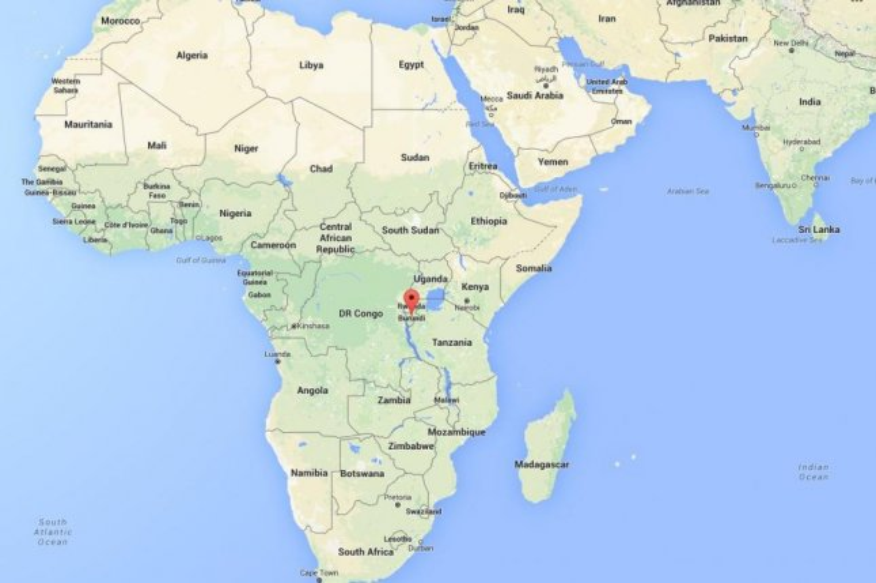 Burundian general wife daughter shot dead UPIcom