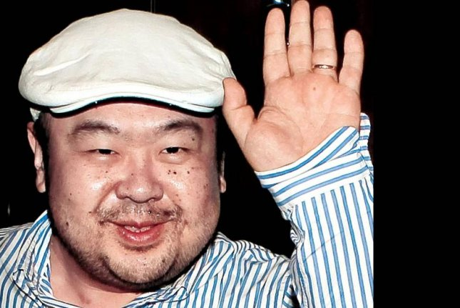 Kim Jong Nam, the older half-brother of North Korean leader Kim Jong Un, was slain in Malaysia, according to a South Korean government source. File Photo courtesy of Yonhap/YouTube