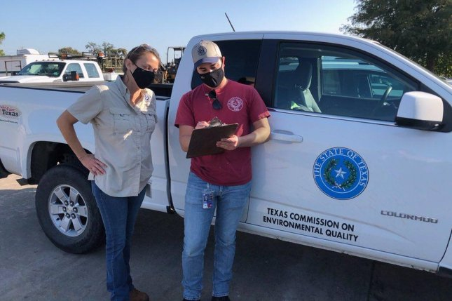 Authorities have warned residents of Lake Jackson, Texas, not to use tap water, because it could be contaminated with a brain-eating microbe. Photo via Texas Commission on Environmental Quality/Twitter