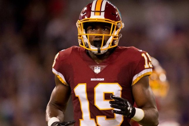 Washington Redskins WR Robert Davis headed to injured reserve