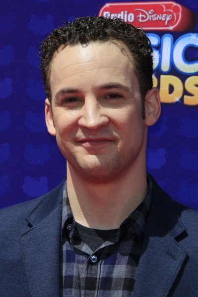 Ben Savage, pictured here, had a Boy Meets World reunion with Matthew Lawrence who recently became engaged. Photo by Nina Prommer/EPA