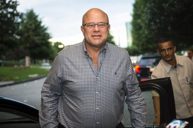 Billionaire hedge fund manager David Tepper (pictured) was approved as the Carolina Panthers' new owner at the NFL spring meeting, the team announced Tuesday. Photo courtesy of Carolina Panthers/Twitter