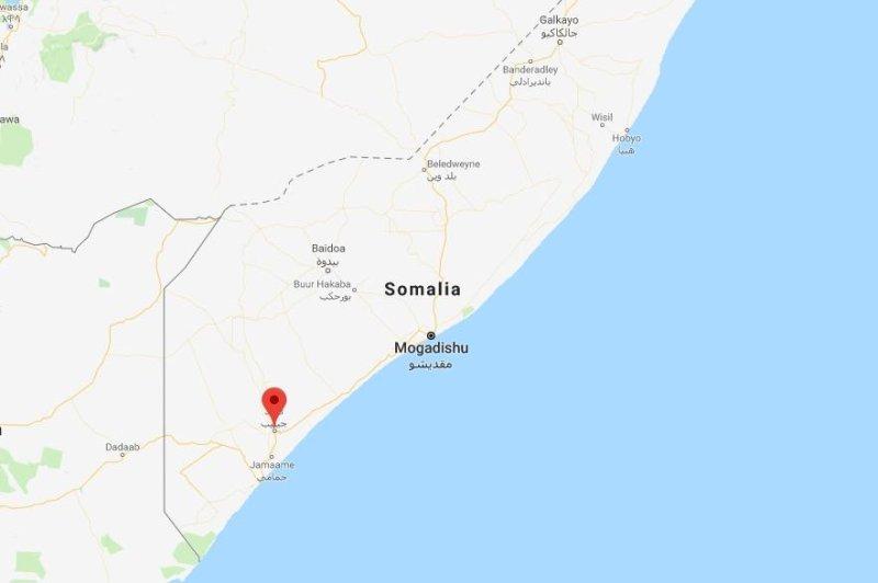 U.S. airstrike hits al Shabab in Somalia   UPI.com