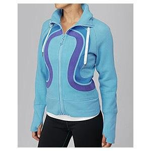 Lululemon's Cozy Up Jacket is one of a number of women's tops included in a recall. Photo courtesy the U.S. Consumer Product Safety Commission