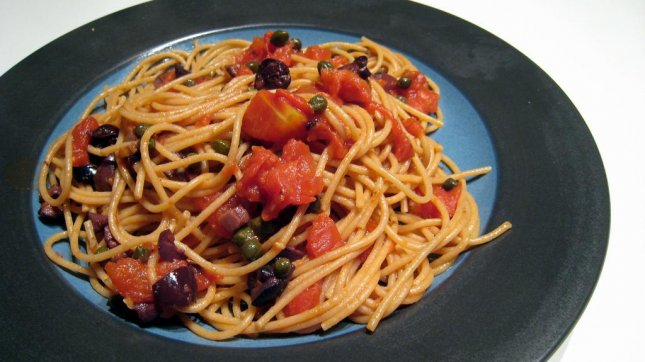 Much ado about spaghetti. (fritish on Flickr)