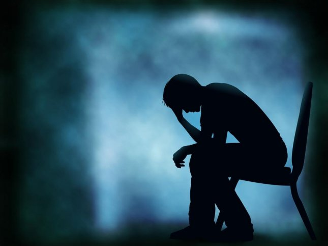 Nearly one in ten American men experience daily depression or anxiety. Photo: Robert Adrian Hillman/Shutterstock