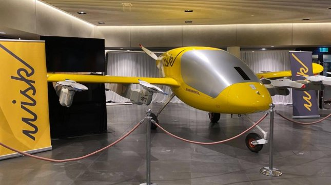 Wisk Aero, a start-up backed by Boeing and Kitty Hawk, reached a deal Wednesday to operate autonomous air taxis in the United States through charter flight company Blade. Photo courtesy Wisk/Facebook