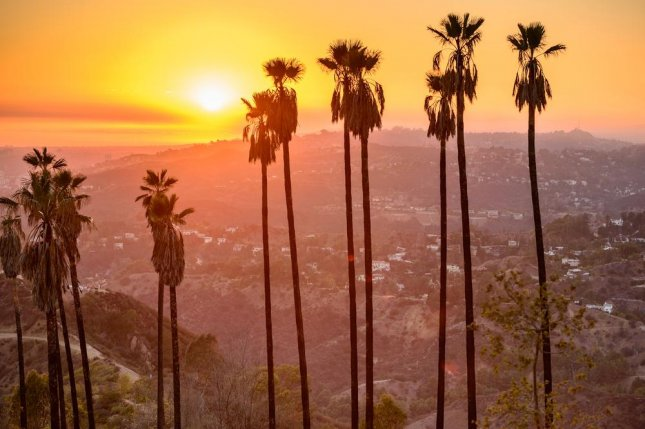Los Angeles is one of four cities worldwide still in contention to host the 2024 Summer Olympics. If selected, it would join London as the only two cities to host the Olympics three times. Photo by Sean Pavone/Shutterstock
