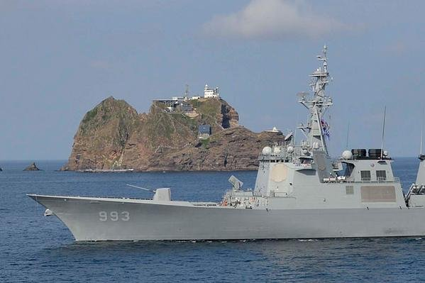 The Seoae Ryu Seong-ryong Aegis destroyer. South Korea's Aegis destroyers are equipped with SPY-1D, the surveillance radar that can detect ballistic missiles outside a 620-mile radius. File Photo by ROK Armed Forces