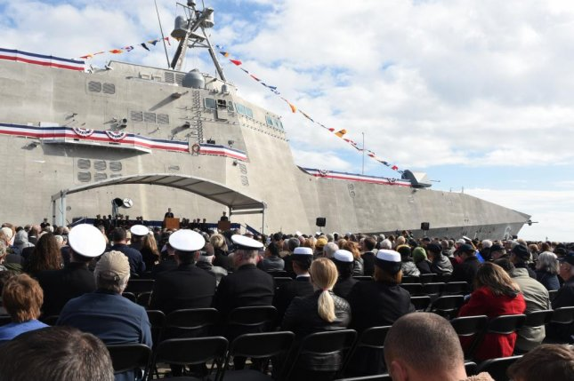 Austal reports $115 million in extra LCS costs - UPI com