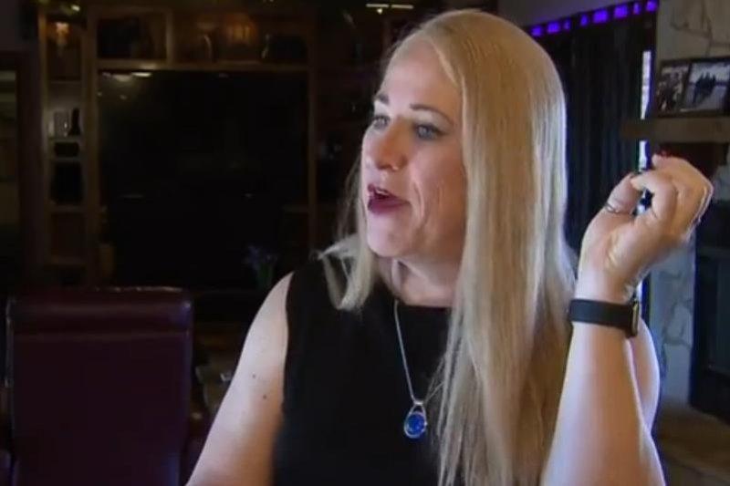 Transgender 'Bathroom Buddy' Photo With Texas Governor Stirs ...