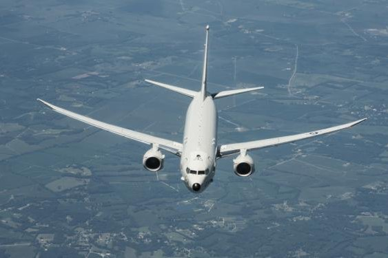 P-8 Poseidon maritime patrol and anti-submarine aircraft. Photo courtesy of the U.S. Air Force