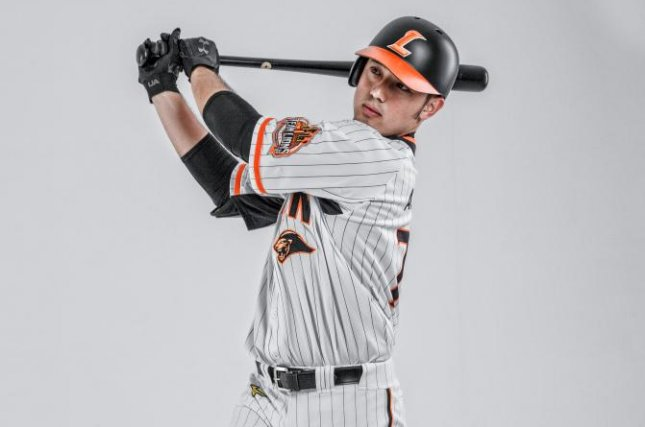 Chinese Professional Baseball League star Yu-Hsien Chu and the Rakuten Monkeys battle the CTBC Brothers in a three-game weekend series in Taiwan. Photo courtesy of Eleven Sports Taiwan