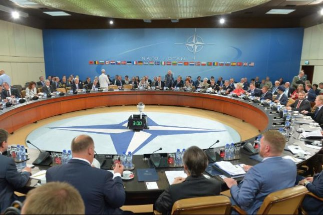 Meetings of NATO Ministers of Defence in Brussels, Belgium on June 29, 2017. Photo courtesy of NATO